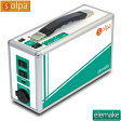 【即納】クマザキエイム 家庭用ポータブル蓄電池 エレメイク SL-200【送料無料】【KK9N0D18P】