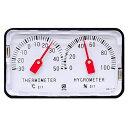 温湿度計:小型精密アナログ温湿度計HD-120【郵送可¥260】【02P01Oct16】