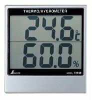 温湿度計:デジタル温度計湿度計72948