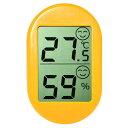温湿度計:デジタル温度湿度計DR-905(壁掛・卓上)【メール便可¥320】