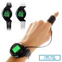 脈拍計:PCでデータ管理できる腕時計型脈拍モニター「パルネオ」HR-70【送料無料】