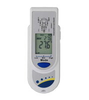 放射温度計:レーザー付き非接触温度計IR-303