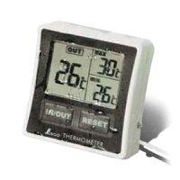 =センサだけでなく本体も防水温度計
