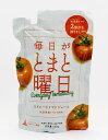 ショッピングトマトジュース ダイセン創農 秋田県産トマト100% ストレートトマトジュース「毎日がトマト曜日」150g