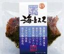 【冷凍便発送】 三高水産 海とろろ(ぎばさ) 味付【ギバサ・アカモク】