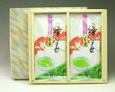 [2013 new tea yearly output] Shizuoka tea, upper green tea of medium quality, Hosho school of noh (produce one) 100g2 regular company of fire fighters vanity case gift set [easy ギフ _ packing] [comfortable ギフ _ expands an address] [easy ギフ _ Messe input] (amg) [RCP]