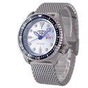 楽天アッキーインターナショナルセイコー5 スポーツ SEIKO 5 SPORTS 腕時計 海外モデル 自動巻き(手巻付き) ライトサックスブルー メッシュバンド