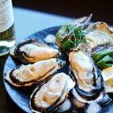 室戸海洋深層水仕込み 殻付き牡蠣 生食用 プレミアムオイスター(22~25個入)