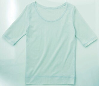 Basic 1 / 2 Sleeve T shirt half sleeves women / d'Arc DALUC #DL024 plain