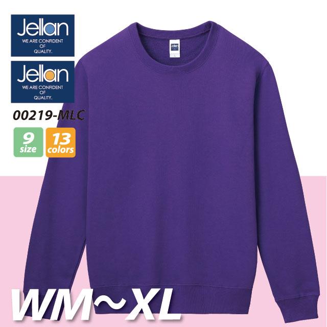 クルーネックライトトレーナー Jellan #00219-MLC