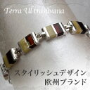 [tr2136 Silva - bracelet, amber] a European men's brand [smtb-kd] of popularity [free shipping] [case guarantee memo] [easy ギフ _ packing] [summer clothing, present]