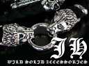 【n237】究極ワイルド!重厚な存在感◆ネックレス黒革調★★