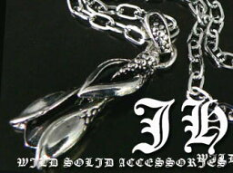 n48■独特の存在感◆斬新スタイル!個性派◆ネックレス