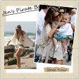 【送料無料】Jen's Pirate Booty ジェンズパイレーツブーティー ワンピース JPB Stevie Ribbon Dress Tunicスティーブ チュニック リボン ドレスノーリボン 【RCP】