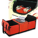 【スーパーDEALポイントアップ中 11/20 10:00〜12/04 9:59まで】車用収納ボックス mini-cargo(クーラーボックス付) 【ミニカーゴ...