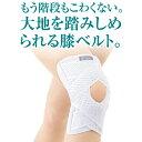 【送料無料】 お医者さんのがっちり膝ベルト(1枚) S〜LL 【膝サポーター/薄い/パット/スポーツ/ロング】