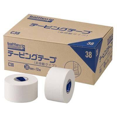 送料無料バトルウィン ホワイトテープ C38