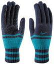 【メール便送料無料】NIKE ナイキ ニットグローブ 手袋 ランニング サッカー フットサル スポーツ CW1002 ネイビー 紺