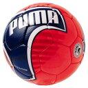 PUMA サッカー エヴォスピード 5.3 J 競技ボール 4号・5号 082434 03 BRIGHTPLA プーマ 蛍光ピンク