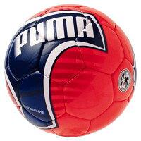 PUMA サッカー エヴォスピード 5.3 J 競技ボール 4号・5号 082434 03 BRIGHTPLA プーマ 蛍光ピンクの画像