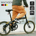 [500円クーポン配布中] 自転車 折りたたみ自転車 20イ...