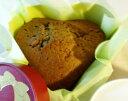 ハート型紅茶ケーキ