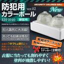 防犯用カラーボール 練習用 (EH1040) 1箱:2個入 ...