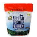ナチュラルバランス スウィートポテト&フィッシュ スモールバイツ 2.27kg (犬用 ドッグフード 小粒)
