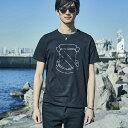 NUMBER (N)INE(ナンバーナイン) EMBLEM_T-SHIRT プロスタイリスト石黒亮一氏セレクション BLACK 半袖 ブラック エンブレム メンズTシャツ カジュアルファッション asrk