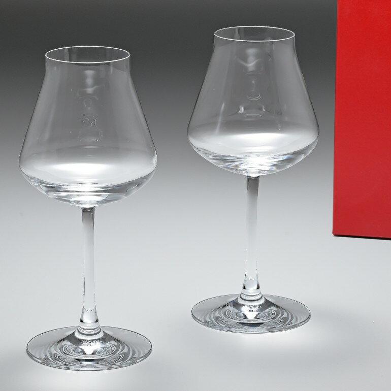 バカラ Baccarat ワイングラス ペア シャトーバカラ 赤ワイン L 21.7cm 2611151 【smtb-MS】【あす楽対応】