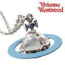 ヴィヴィアン ネックレス ヴィヴィアンウエストウッド ペンダント ヴィンテージオーブ スモールオーブペンダント シルバー Vivienne Westwood