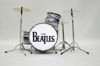 The Beatles series! Drop T logo drum set