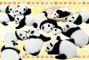 ジグソーパズル EPO-25-153 ペット・動物 パンダ大好き! 300ピース