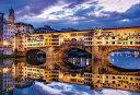 【あす楽】 ジグソーパズル EPO-71-336 風景 ヴェッキオ橋-イタリア 300ピース