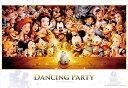 ジグソーパズル TEN-D1000-434 ディズニー Dancing Partyアートコレクション 1000ピース[CP-D] パズル Puzzle ギフト 誕生日 プ..