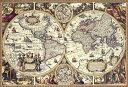 ジグソーパズル BEV-31-457 古地図 アンティーク マップ 1000ピース