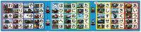パノラマパズル APO-24-139 きかんしゃトーマス トーマス あいうえお 40+30+30ピース パズル Puzzle 子供用 幼児 知育玩具 知育パズル 知育 ギフト 誕生日 プレゼント 誕生日プレゼント