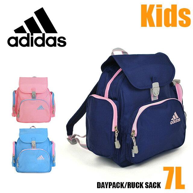 adidas アディダス リュックサック キッズ 男の子 女の子 幼稚園 7L 1-27578