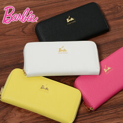 Barbie/バービー/ラウンドファスナー長財布/36064