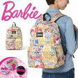 Barbie バービー リュックサック ラシェル 51619 通学 かわいい レディース 大人 あす楽対応 10P29Jul16