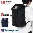 チャンピオン リュック スクエア型 22L Champion ボールド 1-54777 メンズ レディース 通学 大型 リュックサック ディパック B4 送料無料 10P18Jun16