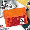 CHUMS チャムス 二つ折り財布 スウェットナイロン ch60-0696 [Trifold Wallet Sweat Nylon] メンズ レディース キッズ あす楽対応