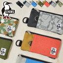 CHUMS チャムス スマホケース 財布 スウェットナイロン ch60-2052 [Smart Phone Case Sweat Nylon] メンズ レディース キッズ あす楽対応