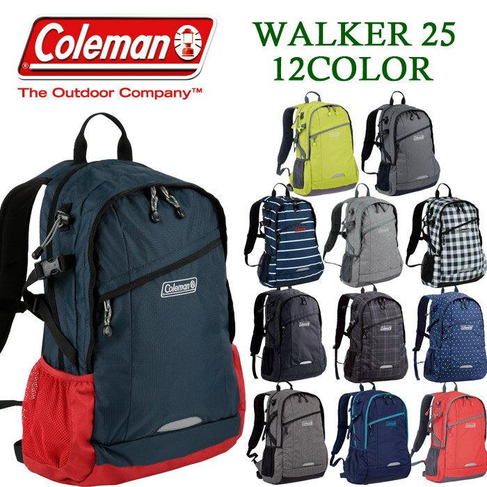 リュック coleman コールマン リュック 25L WALKER 25 CBB4501…...:alice0908:10001998
