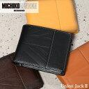 ミチコロンドン 財布 二つ折り財布 MICHIKO LOND...