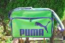 【送料無料】PUMA 合皮ASBタイプ スポーツバッグ (M) 幅40cm  プーマ ショルダーバッグL 869070
