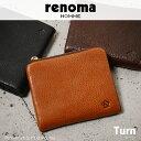 レノマ renoma 二つ折り財布 ターン 516614 メンズ 革 送料無料 財布 あす楽対応 送料無料
