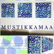 ファブリックパネル 単品30cm1枚 marimekko ファブリックパネル Mustikkamaa ファブリックパネル ムスティッカーマ