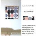 ファブリックパネル Alice ファブリックパネルmarimekko マリメッコ KOMPOTTI 北欧 ファブリックパネル ファブリックボード 300×300...
