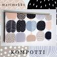 単品 北欧 KOMPOTTI marimekko マリメッコ ファブリックパネル インテリア 40×22cm 果物 ファブリックパネル